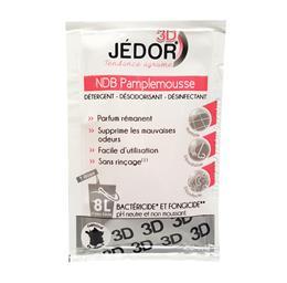 Dosettes JEDOR 3D 20ml sol Parfum PAMPLEMOUSSE