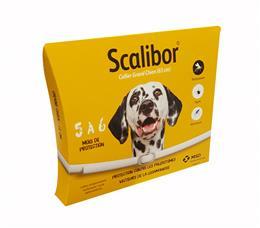 collier scalibor chien contre les puces tiques et la maladie de leishmaniose hyprodis. Black Bedroom Furniture Sets. Home Design Ideas