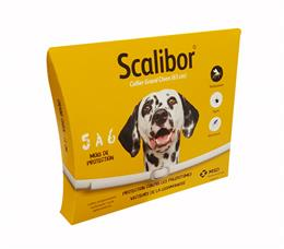 Scalibor collier chien