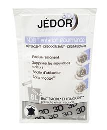 Dosettes JEDOR 3D TENTATION GOURMANDE