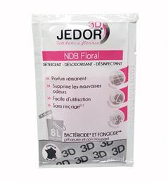 Dosettes JEDOR 3D 20ml sol Parfum FLORAL