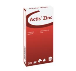 ACTIS ZINC comprimés