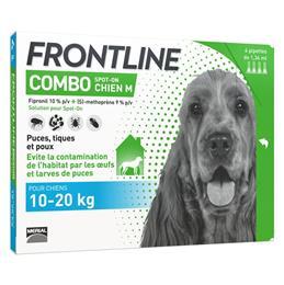 Frontline combo chien 10-20 kg