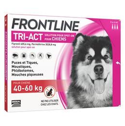 Frontline TRIC ACT Chien XL (40 à 60 kg)