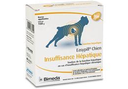 Easypill chien insuffisance hépatique