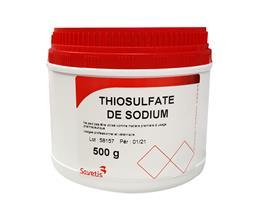 THIOSULFATE DE SODIUM 500g