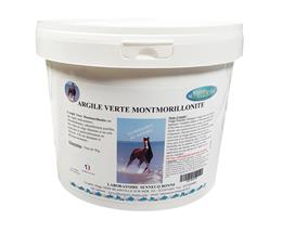 Argile montmorillonite pâte