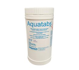 Aquatabs 2,5g pot 220 comprimés