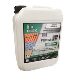 Cilex anti-verdissures concentré 5L