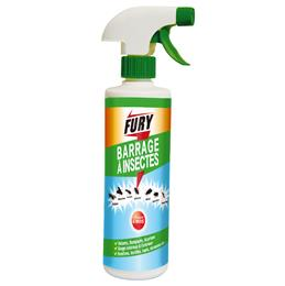 Fury barrage à insectes spray 500ml