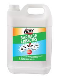 Fury barrage à insectes professionnel 5L