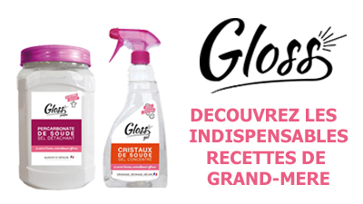 Gloss produit naturel