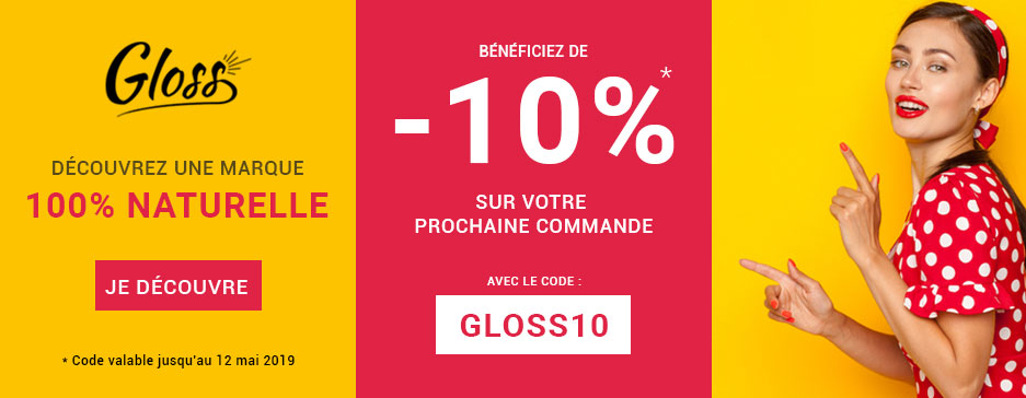 GLOSS Promotion